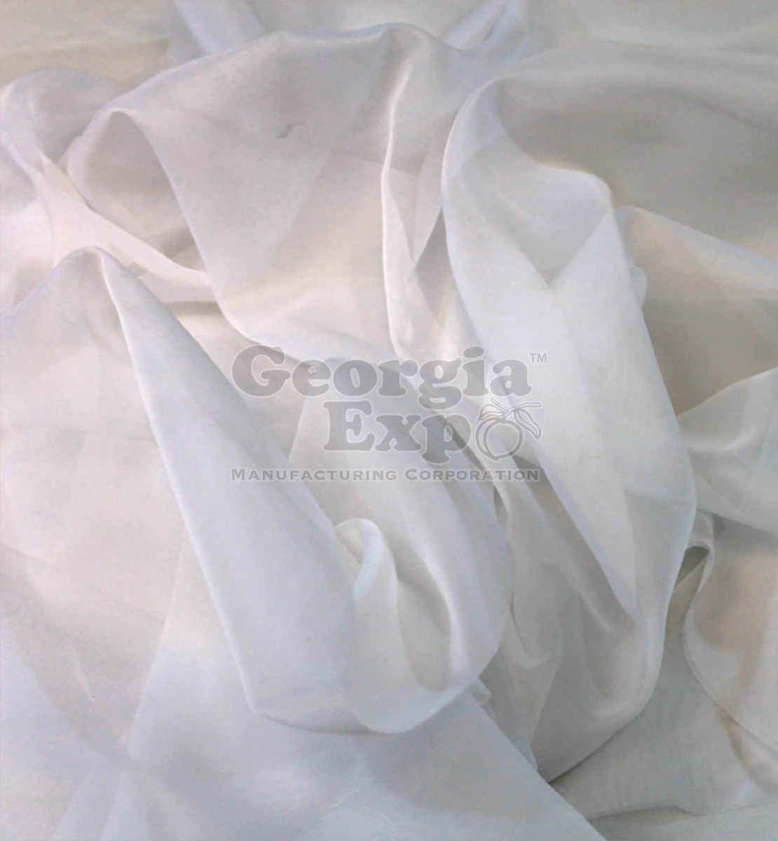 Sheer Voile Roll Fabric By The Roll Wedding And Event