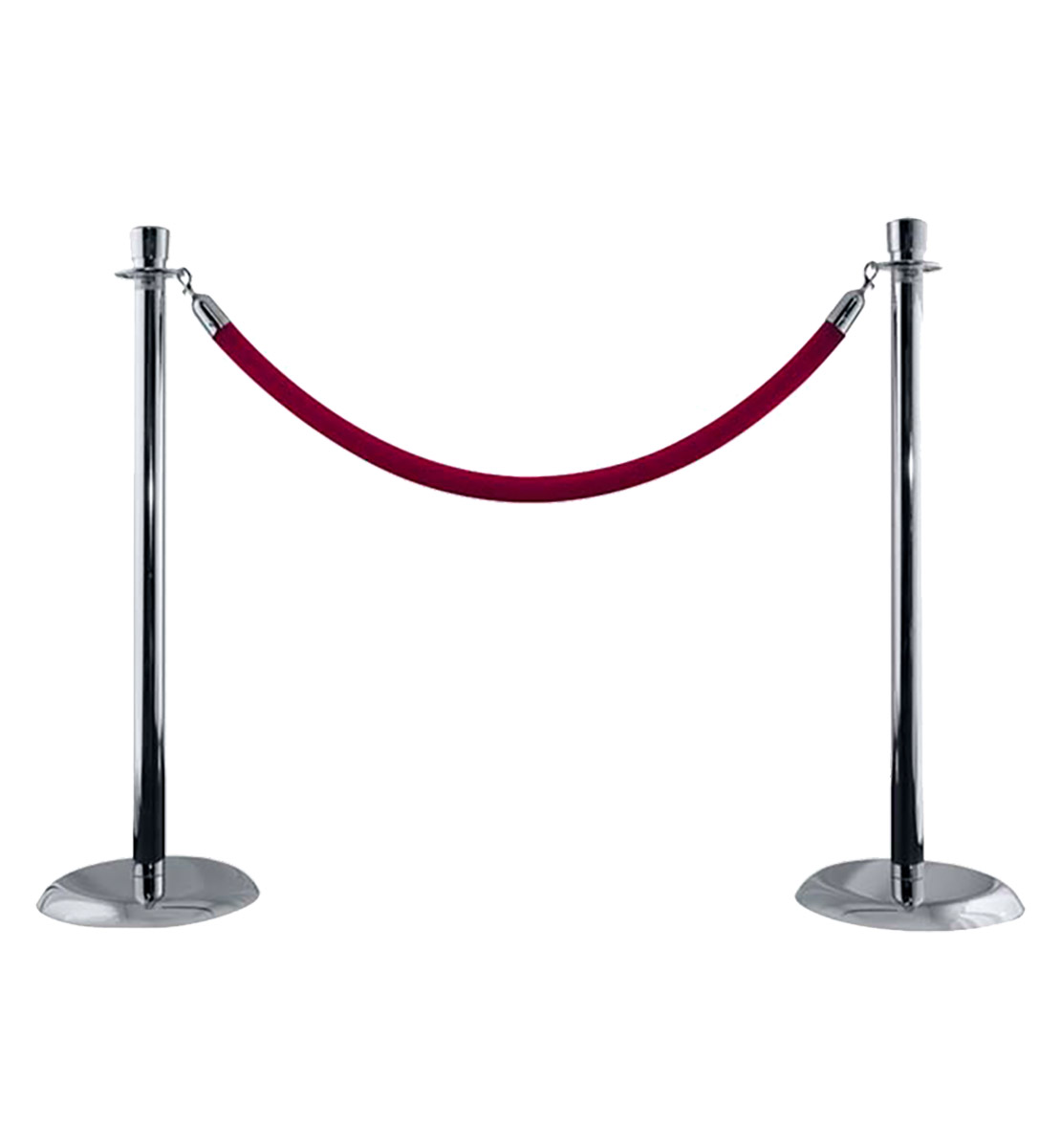 Swell Polished Chrome Lobby Stanchions Facilities Stanchions Georgia Expo Home Interior And Landscaping Pimpapssignezvosmurscom