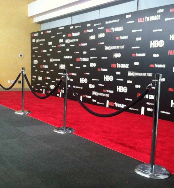 step and repeat in use