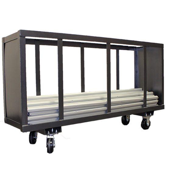 6 foot pipe cart