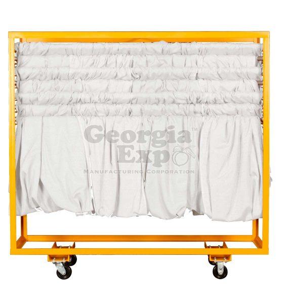drape tele cart