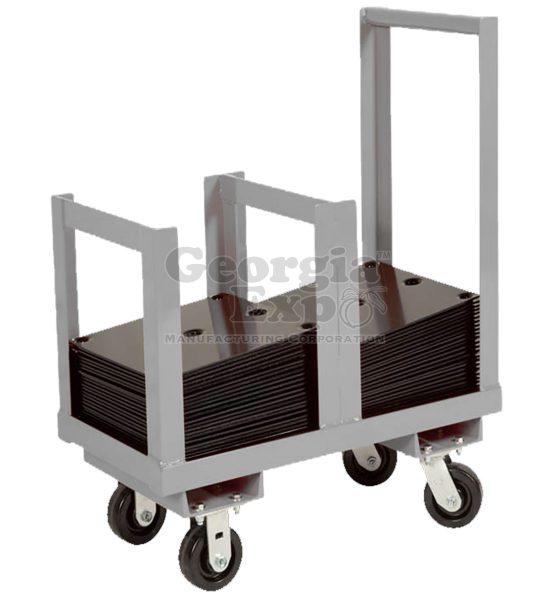 screw in base cart grey
