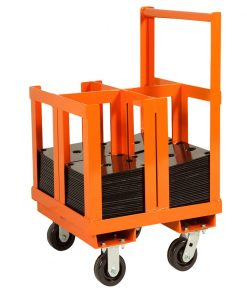 screw in base cart orange