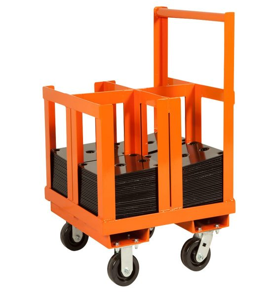 screw in base cart orange
