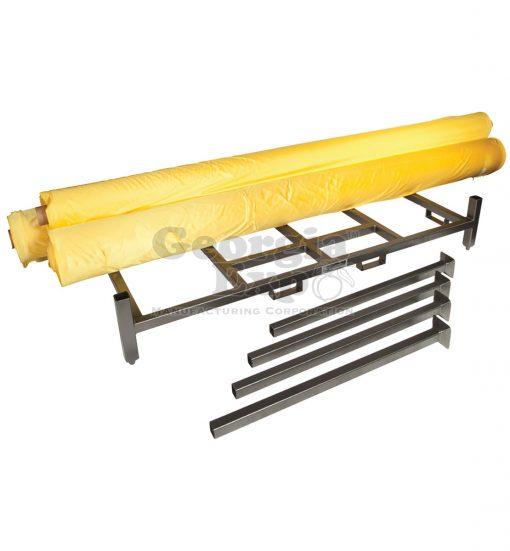 removable led racking cart