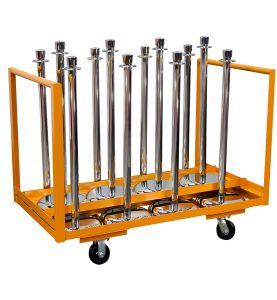 C141-Stanchion-Cart-Medium-Orange-1110x1200-V02