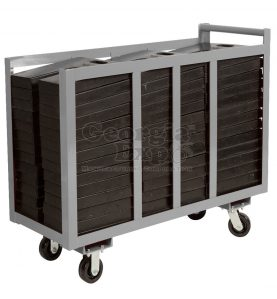base weight cart grey