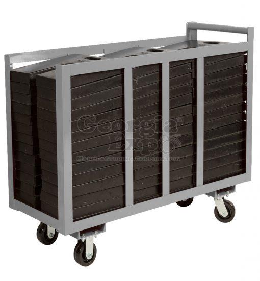 base weight cart grey
