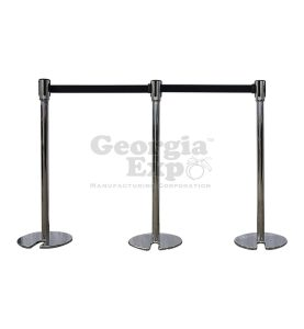 S605-RD-Stackable-Retractable-Belt-Stanchion-Polished-Chrome-Black-Belt-1110x1200-V01