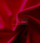 Crimson Red performance velour