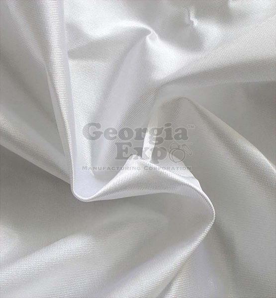 Poly Knit Drape silver