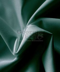 poly premier drape hunter green