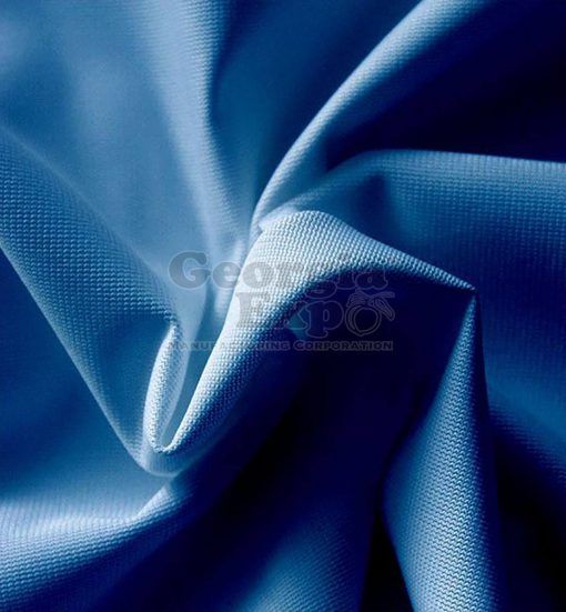 poly premier drape royal blue