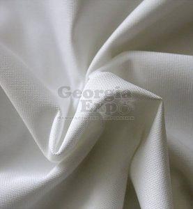 poly premier drape silver