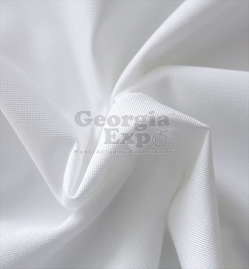 Poly Premier Drape Snow White