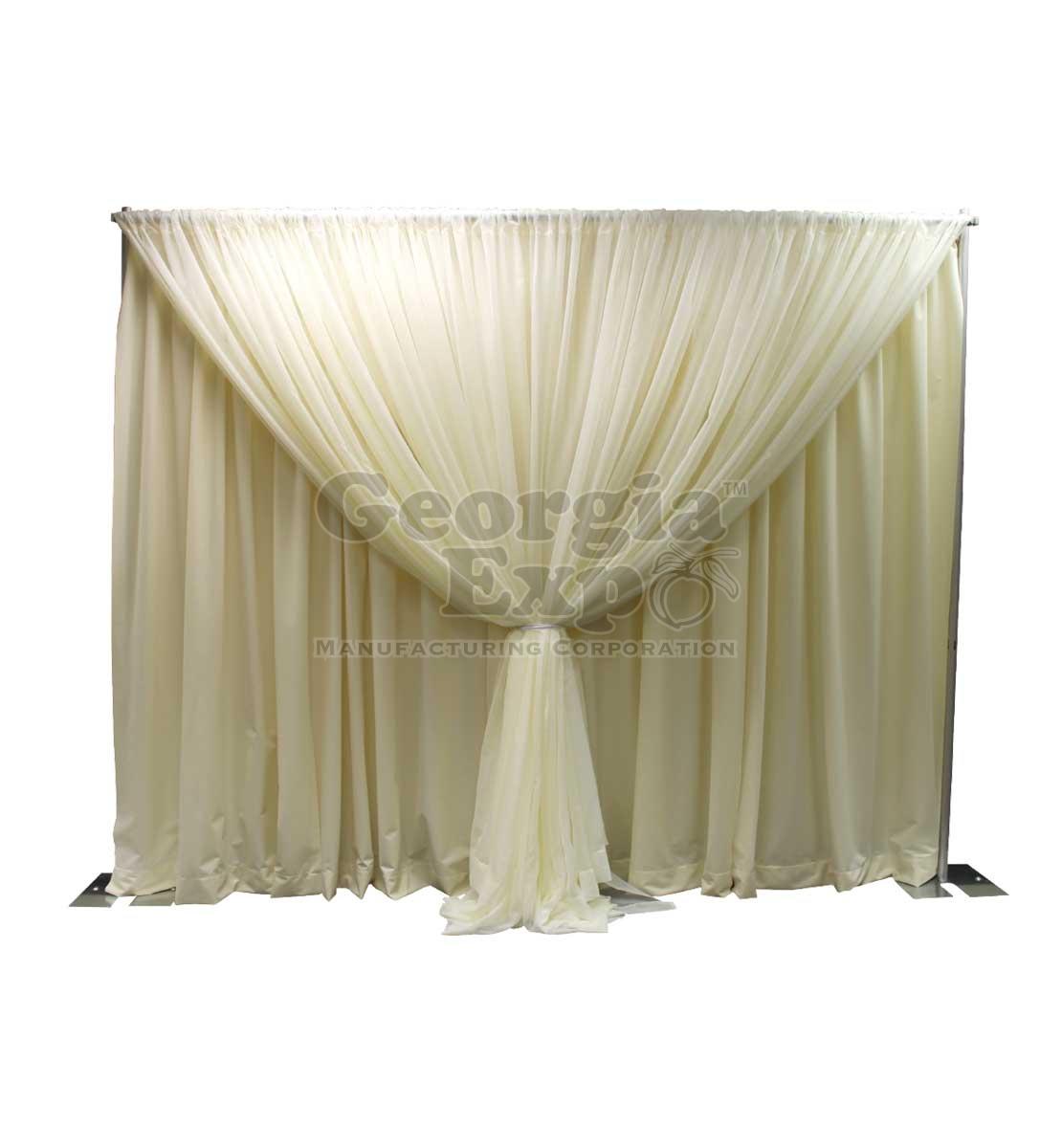 7 In 1 Designer Kit Pipe And Drape Wedding Kits Wedding Decor