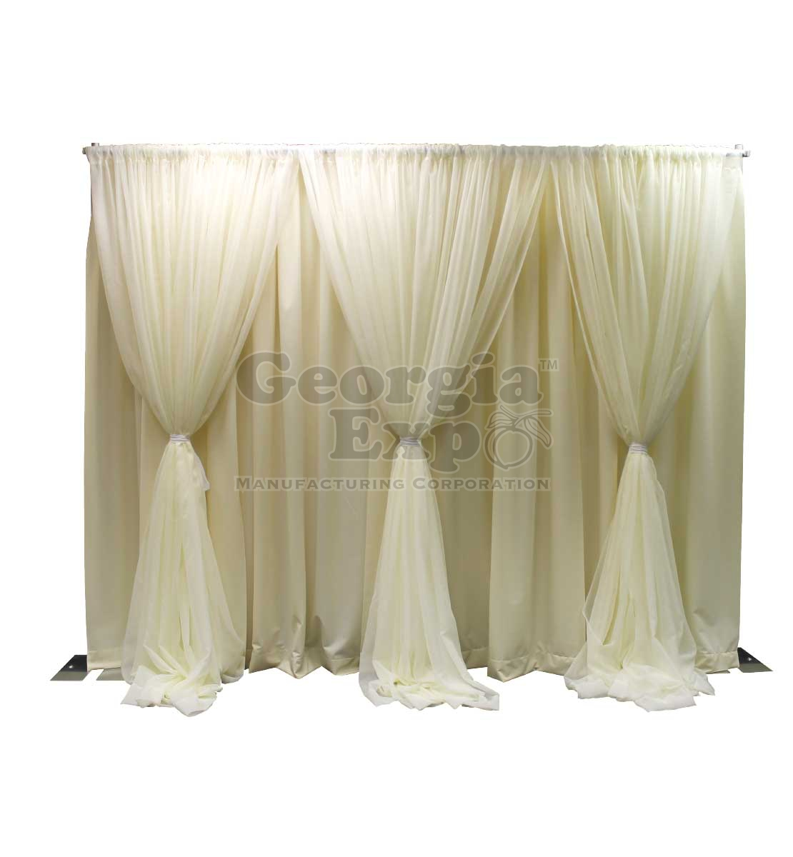 7 In 1 Designer Kit Pipe And Drape Wedding Kits Wedding