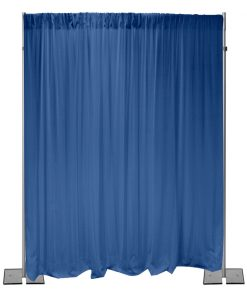 blue back wall kit 14 feet adjustable height