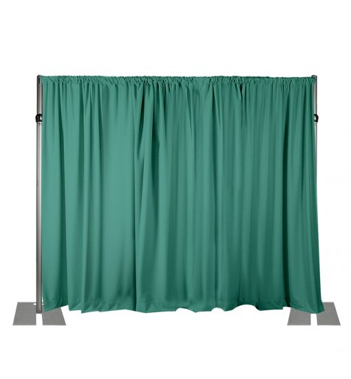green back wall kit 8 feet adjustable height