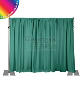 green back wall kit 8 feet adjustable height