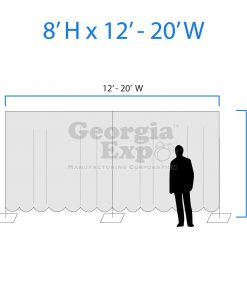drape wall diagram
