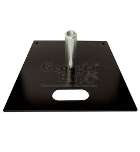 heavy duty base black