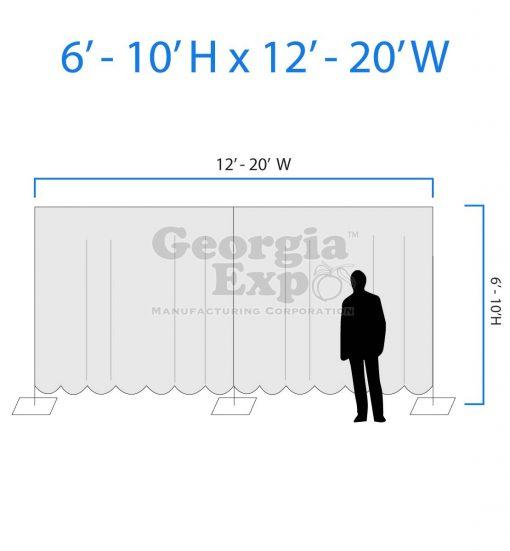backwall inforgraph diagram