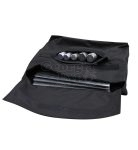 full black base bag