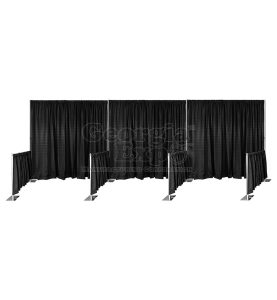 ILBK-5B-BF-In-Line-Booths-Kit-5-Booths-Banjo-Fabric-Black-1110x1200-V01