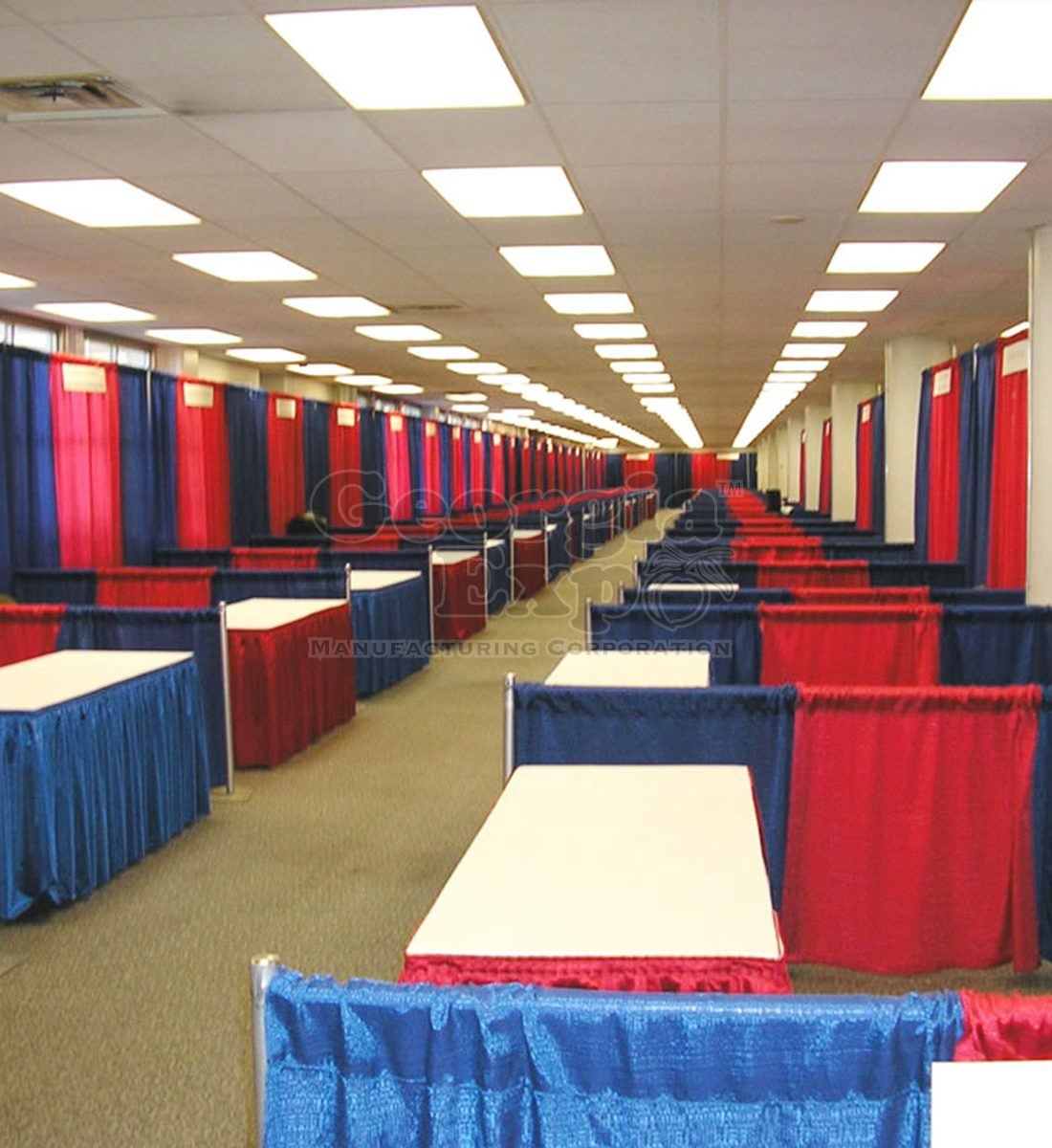 In Line Booths Kit Trade Show Booths Trade Show Equipment