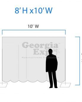 back wall diagram