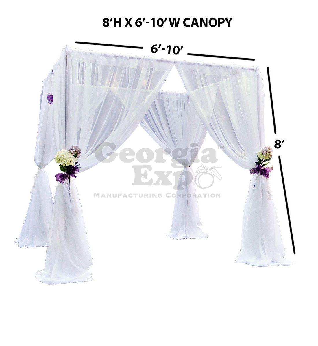Wedding Canopy/Chuppah  sc 1 st  Georgia Expo & Wedding Canopy/Chuppah-Specialty Wedding and Event Equipment ...