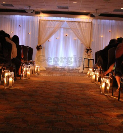 Wedding Canopy In Use