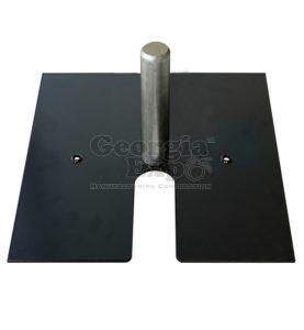 slip fit base black