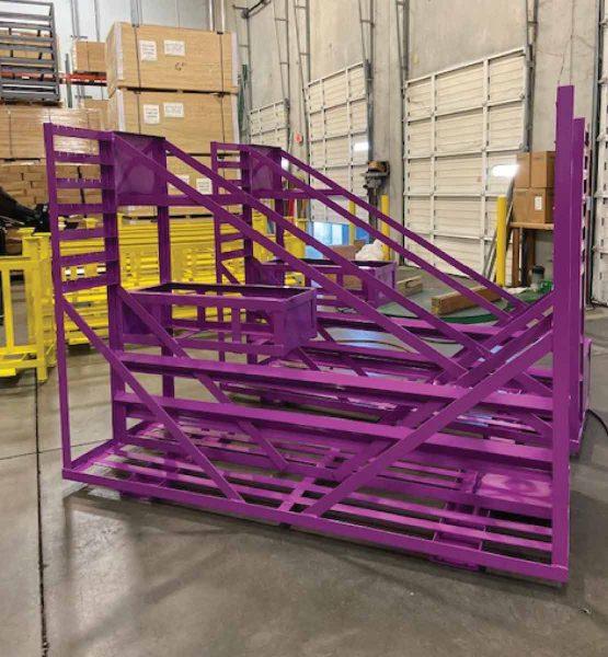 Combination Carts - Party Carts purple