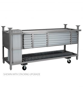 25 Booth Combo Cart