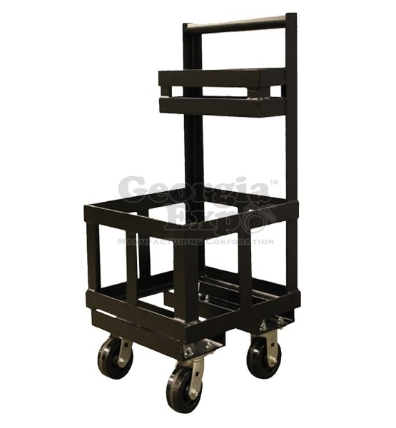 base buggy cart with pin holder