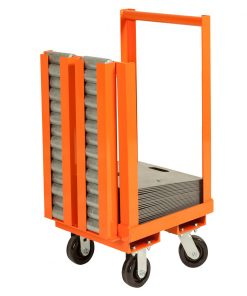 slip fit base cart orange