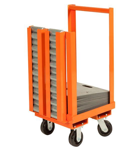 slip fit base cart orange