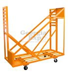 party cart orange