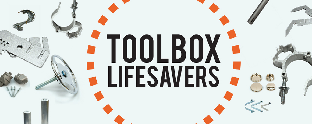Toolbox Lifesavers
