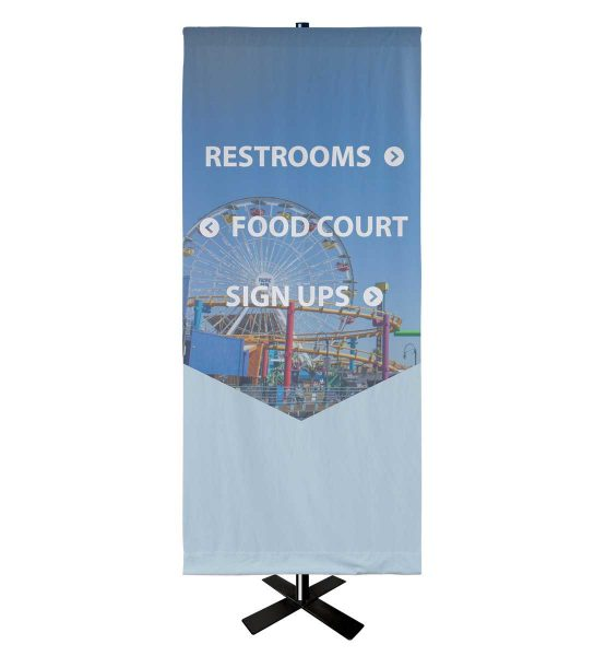 directional banner