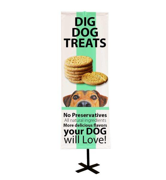dog treats banner