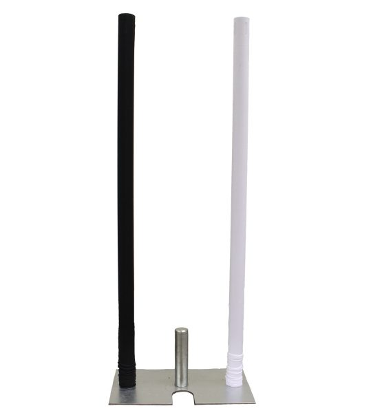 spandex pole cover