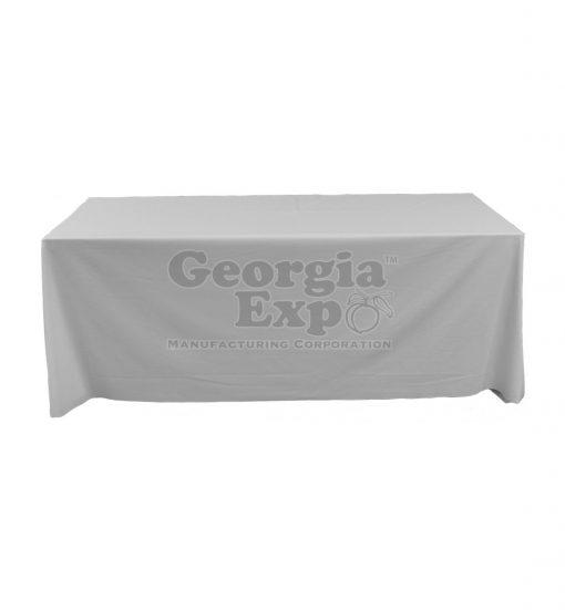 tablecloth silver