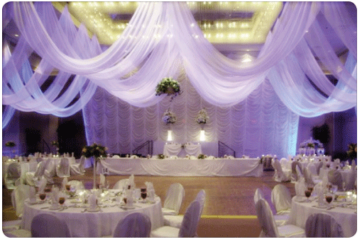 4 Amazing Tips to Enhance Your Wedding with Pipe and Drape ...