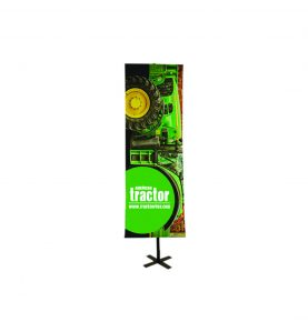 Fabric Banner Stand Kit