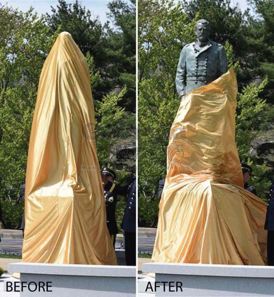 Unveiling Cloth