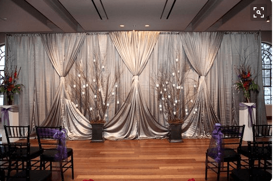 4 Amazing Tips To Enhance Your Wedding With Pipe And Drape Georgia