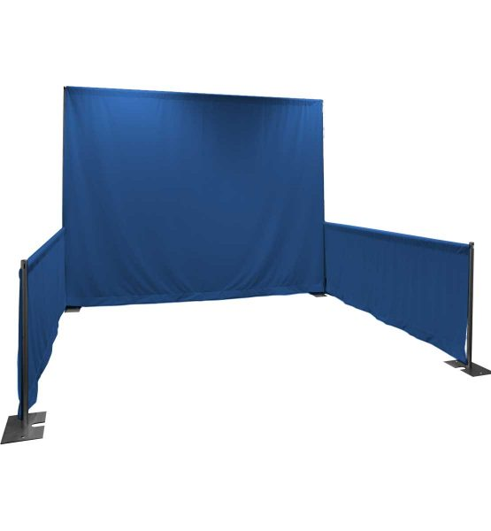 SOFTWALL EXPO BLUE